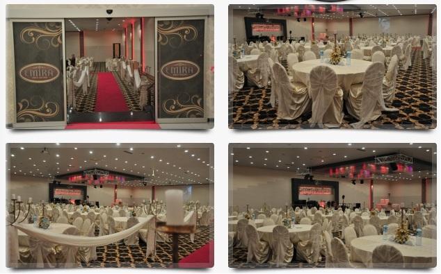 Emira Balo ve Düğün Salonu Resimleri